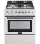 "Stainless Steel 30"" Gas Range Product Image"