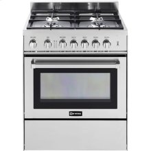 "Stainless Steel 30"" Gas Range"