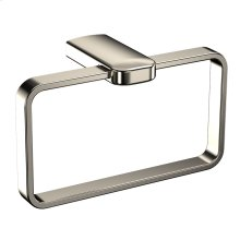 Upton Towel Ring - Brushed Nickel
