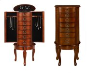 """""""Woodland Cherry"""" Jewelry Armoire Product Image"""