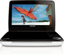 """Philips Portable DVD Player PD9030 23cm/ 9"""" LCD 5-hr playtime USB"""