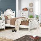 Key West Shutter Bed Product Image