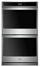 10.0 cu. ft. Smart Double Wall Oven with True Convection Cooking Product Image