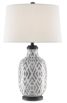 Chahta Table Lamp - 30.5h