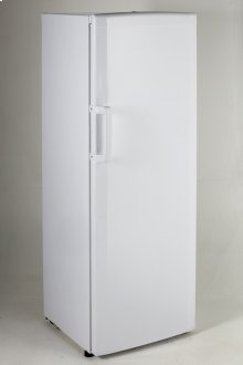 9.3 Cu. Ft. Vertical Freezer - White