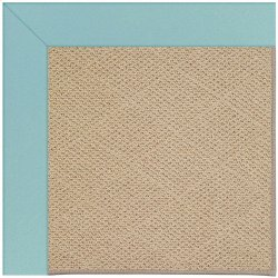 Creative Concepts-Cane Wicker Canvas Aquatic Machine Tufted Rugs