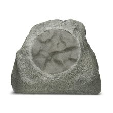 "5R82-W 8"" 2-Way OutBack Rock Speaker, Weathered Granite"