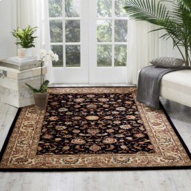 Nourison 2000 2015 Nav Rectangle Rug 2' X 3'