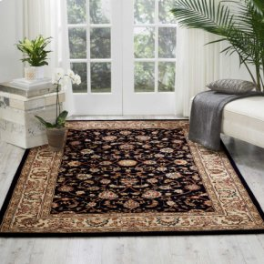 Nourison 2000 2015 Nav Rectangle Rug 2'6'' X 4'3''