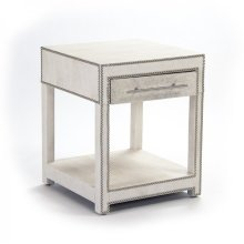 Austria Nightstand (off white)