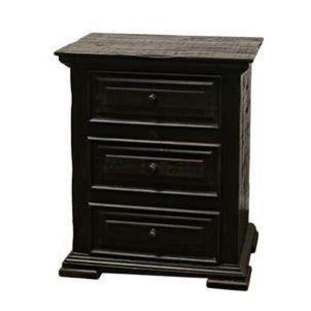 Terra Dark Nightstand