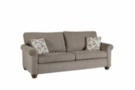 Sofa - Pewter Chenille Finish