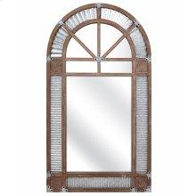 Prairie Arched Mirror