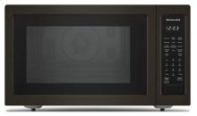 "21 3/4"" Countertop Convection Microwave Oven with PrintShield™ Finish ™ 1000 Watt - Black Stainless"