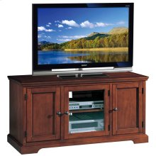 "Westwood Cherry 50"" Console with Storage #87350"