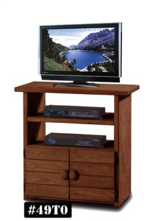 Two Door TV Stand
