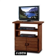 Two Door TV Stand