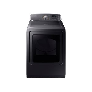 Samsung7.4 cu. ft. Electric Dryer in Black Stainless Steel