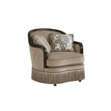 Giovanna Azure Matching Chair