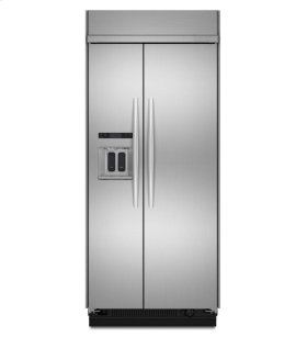 20.8 Cu. Ft. 36-Inch Width Architect® Series II - Stainless Steel