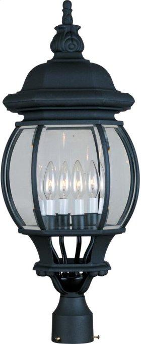 Crown Hill 4-Light Outdoor Pole/Post Lantern