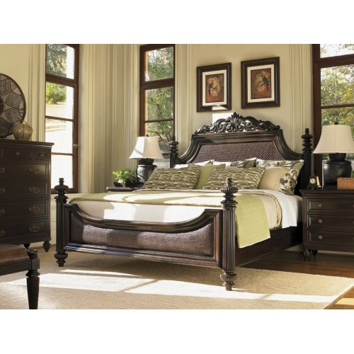 Harbour Point Bed Queen Headboard