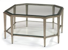 Prism Square Coffee Table