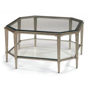 FlexsteelHOMEPrism Square Coffee Table