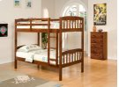 Twin/Twin Arch Mission Bunkbed Product Image