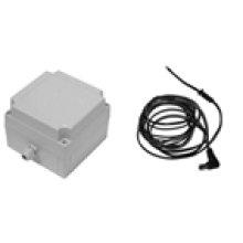 Optional tranformer kit for electronic faucet
