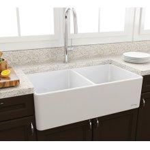 Fireclay Kitchen Sink