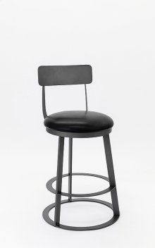 Clay Bar Stool