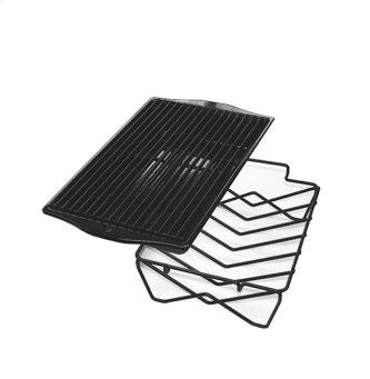 AORPVR Broil-Roasting Pan Set