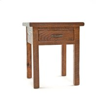 Oak Haven - 1 Drawer Nightstand