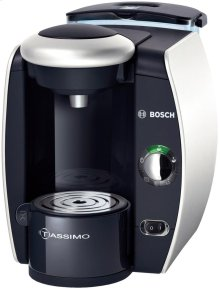 Tassimo Hot Beverage System Silk Silver