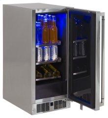 "15"" Refrigerator, Right Hinge"