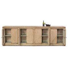 Beijing Cabinet, 8 Doors, Pine