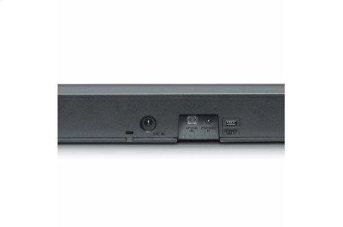 2.1 ch High Res Audio Sound Bar w/ DTS Virtual:X Sound
