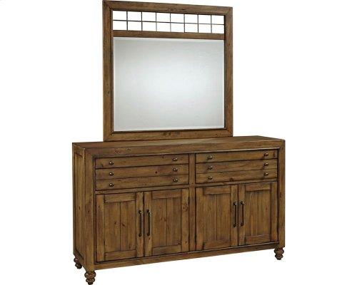 Bethany Square Door Dresser