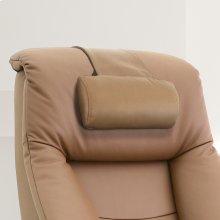 Cobblestone (Tan) Top Grain Leather -Neck Support -Adjustable -Top Grain Leather