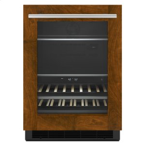 "JENN-AIRPanel-Ready 24"" Under Counter Beverage Center"