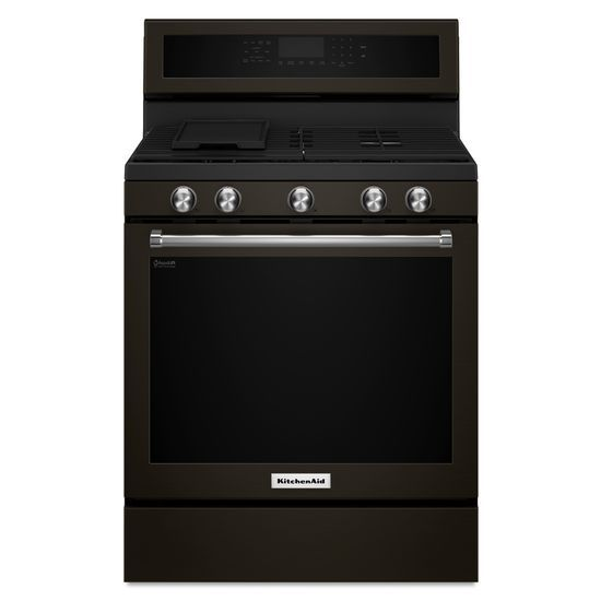 Kitchenaid Bold Black Stainless: KitchenAid Vs Samsung Black Stainless Steel Appliances