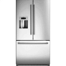 Standard Depth French Door Bottom Freezer 800 Series - Stainless Steel