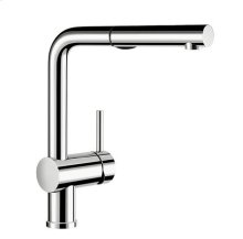 Blanco Linus Pullout W/ Dual Spray 1.8 Gpm - Polished Chrome