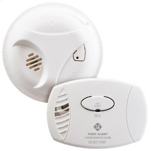 Smoke and Carbon Monoxide Detector Combo Pack