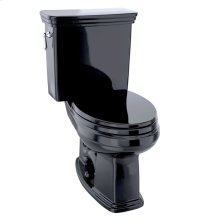 Eco Promenade® Two-Piece Toilet, 1.28 GPF, Elongated Bowl - Ebony