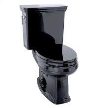 Eco Promenade® Two-Piece Toilet, 1.28 GPF, Elongated Bowl - Ebony