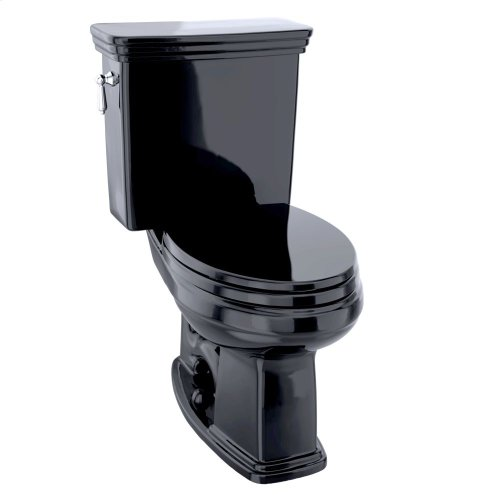 Promenade® Two-Piece Toilet, 1.6 GPF, Elongated Bowl - Ebony