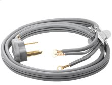 6' 30-Amp. Insulated 3-Prong Dryer Cord