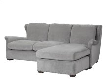 Haven Sofa Chaise with Ottoman
